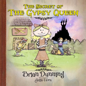 Secret of the Gypsy Queen